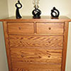 Shaker Styled Chest of Drawers